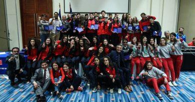 Campeonas de Sudamericano se manifestaron orgullosas de representar a la región