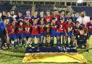 Punta Arenas campeón de nacional de fútbol Sub-15