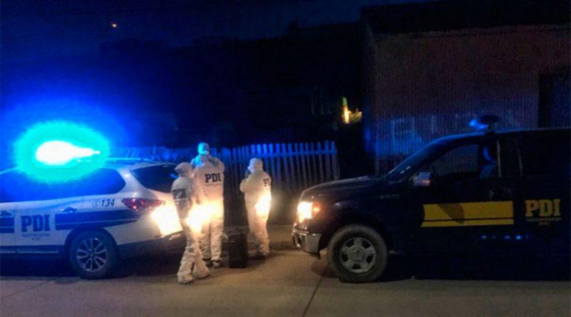 PDI tiene a dos detenidos por homicidio en Porvenir. Uno ya confesó