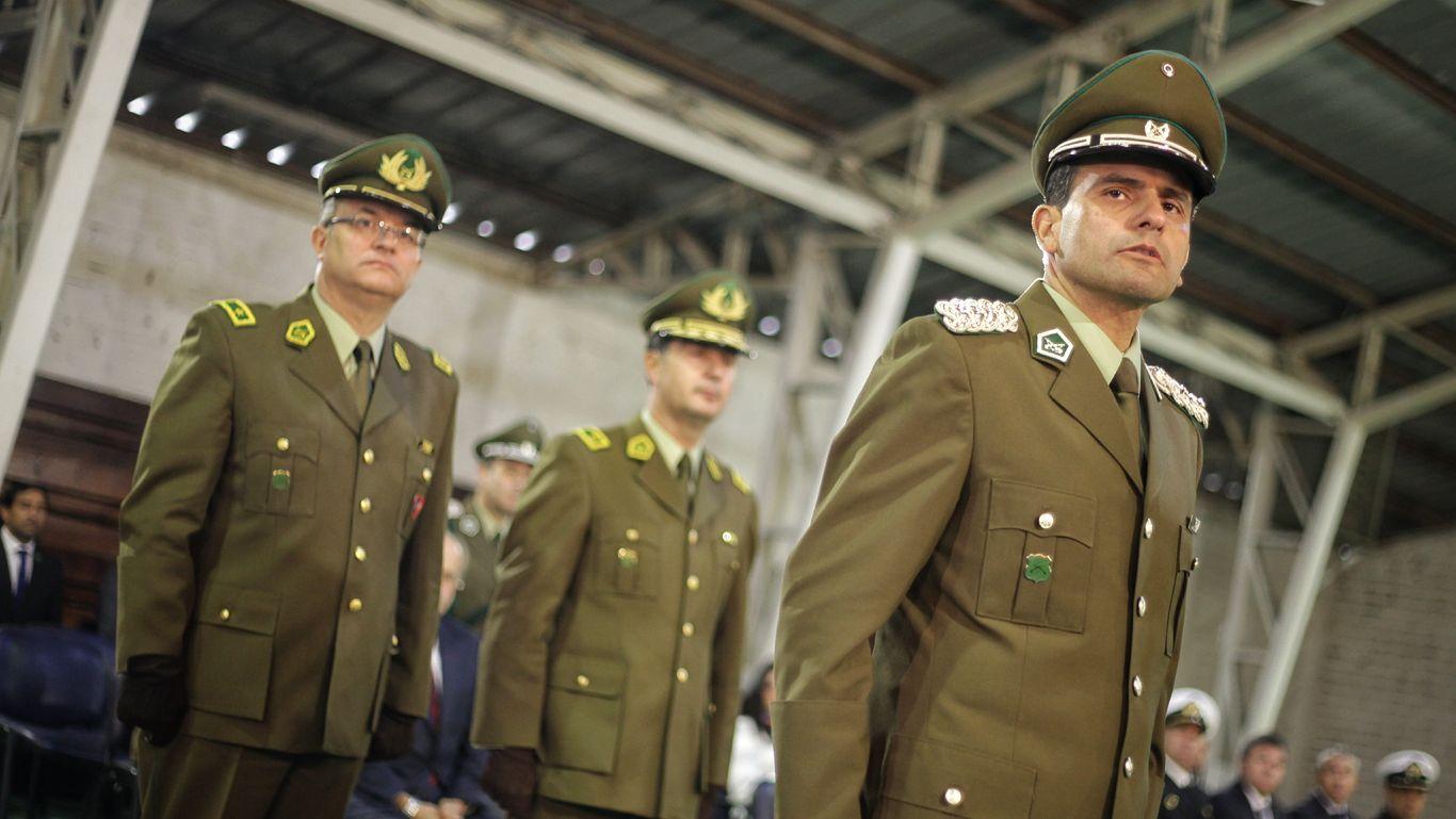 General Pineda habría solicitado la hoja de vida de Hermes Soto