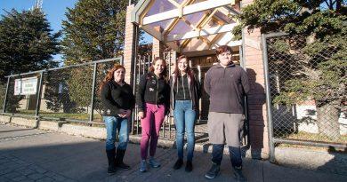Centro de Alumnos de Fide XII apuestan al trabajo comunitario y a la solidaridad