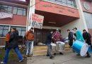 """A la espera de un papel firmado, alumnos del Liceo Industrial se mantienen en """"toma"""""""