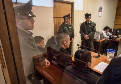 Cuatro sujetos fueron enviados a prisión por supuesto robo con violencia