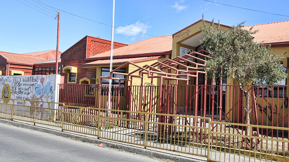 Jard n infantil villa austral suspende clases por for Andalue jardin infantil