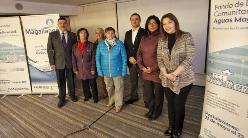 Aguas Magallanes invita a postular a $30 millones para desarrollo comunitario