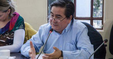 Concejal Aguilante fue encarado por supuesto pago recibido de ex director del Liceo Industrial