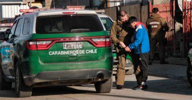 En prisión quedó sujeto por robo a vecina en la población Nelda Panicucci