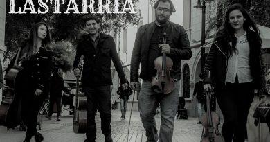 """Cuarteto de cuerdas """"Lastarria"""" se presentará en Punta Arenas"""