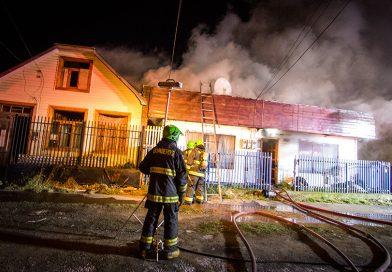 """Cultivo """"in door"""" de marihuana habría detonado incendio en el barrio San Miguel"""
