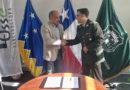 Gendarmería firma convenio para dar empleo a internos de la cárcel