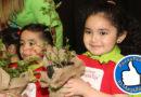 """Jardín Infantil """"Caperucita Roja"""" ya cuenta con superhéroes medioambientales"""