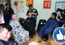Operativo solidario le cambió el 'look' a personas en situación de calle