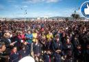 ¡Inolvidable! 5.000 mil estudiantes cantaron el himno de Magallanes