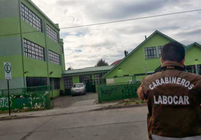 Ladrones no dan tregua: Ahora robaron en la Escuela Portugal