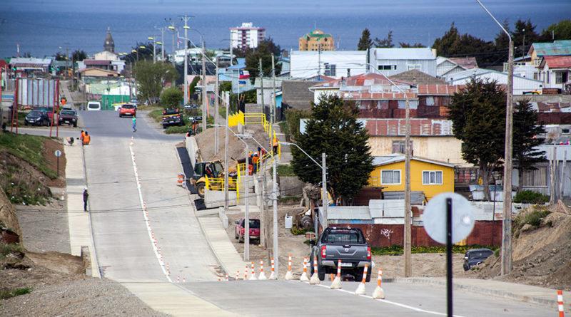 Prolongación de calle Ignacio Carrera Pinto está abierta sólo al tránsito local