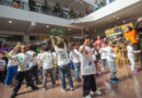 Párvulos bailaron para promover los derechos de niñas y niños