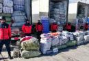 Interceptan contrabando de más de 3 millones de dólares enviado desde Magallanes