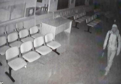 Ladrones robaron en consultorio Juan Damianovic