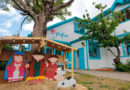 La navidad llega a Playtime con nuevos talleres de inglés para los pequeños del hogar