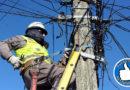 Empresa retiró 35 kilómetros de cableado en desuso en Punta Arenas