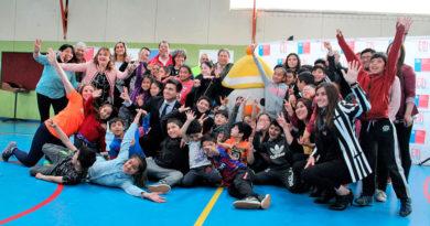 Más de cien niños de Punta Arenas participan de los centros de cuidados de verano