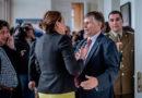 """En medio de rumores de """"fuego amigo"""" asumió el nuevo intendente de Magallanes"""