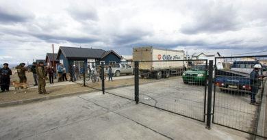 ¡Insolito!: Empresa instaló reja en calle de Loteo del Mar