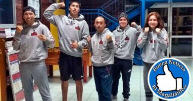 Magallánicos se lucieron en sudamericano de boxeo