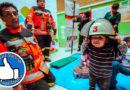¡Chicos buenos! Párvulos de Fundación Integra se convirtieron en pequeños bomberos
