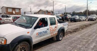 """Edelmag no detectó conexiones irregulares en el tendido eléctrico del sector de la """"toma"""""""