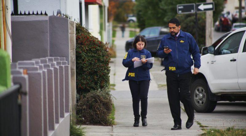 PDI encabeza nueva diligencia por 'Caso Harex' en Punta Arenas