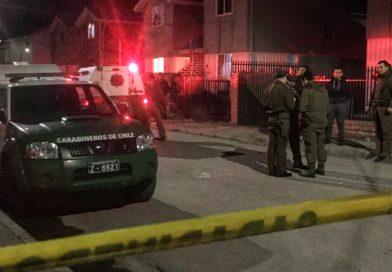Carabineros busca a autor de crimen de Semana Santa en la población Nelda Panicucci