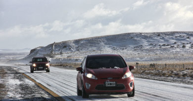 Autoridades de Última Esperanza alistan el Plan de Invierno carretero