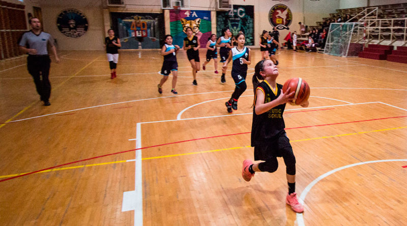 Liga Deportiva Escolar juega su quinta fecha este fin de semana