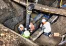 Aguas Magallanes concluyó con éxito trabajos para implementar nuevas instalaciones