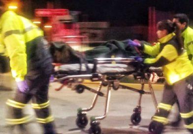 Falleció víctima de atropello en Eusebio Lillo