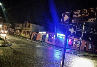 """Investigan homicidio en el """"Barrio Rojo"""" de Punta Arenas"""