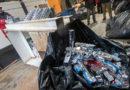Aduanas destruye más de 45 mil cajetillas contrabandeadas de cigarrillos
