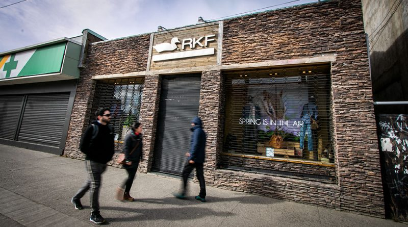 """Segundo robo """"calcado"""" en Punta Arenas: Ahora fue tienda RFK la afectada nuevamente"""