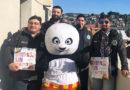 Los Caminantes de Posesión iniciaron nueva travesía solidaria en ayuda a Las Jornadas