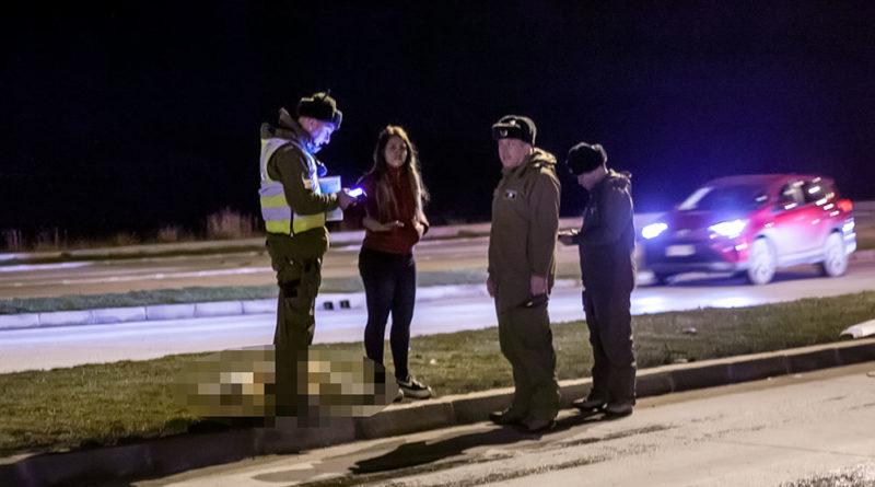 Fiscalía formalizó en causa a conductora por grave atropello de estudiante del Contardi