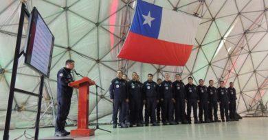 Conmemoraron el Día de la Antártica Chilena