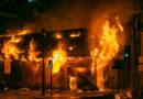 Sociedad propietaria de inmueble presentó querella por incendio de AFP