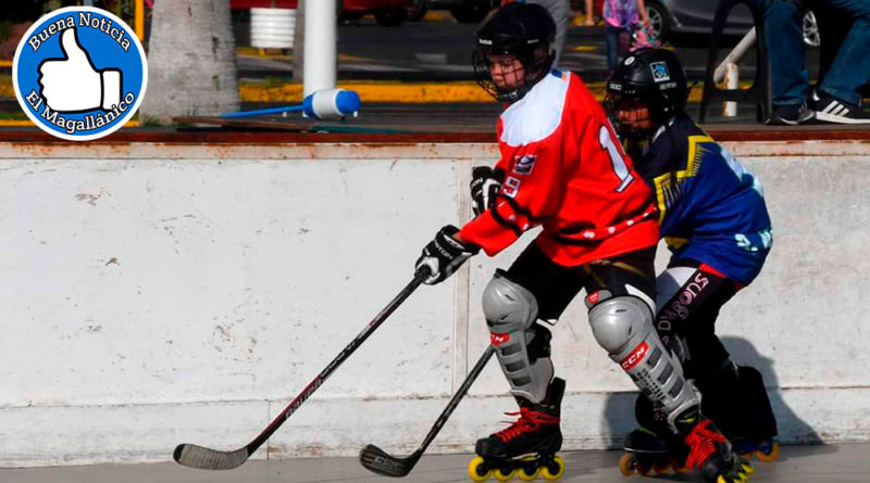 Deportistas magallánicos destacaron en torneo nacional de hockey