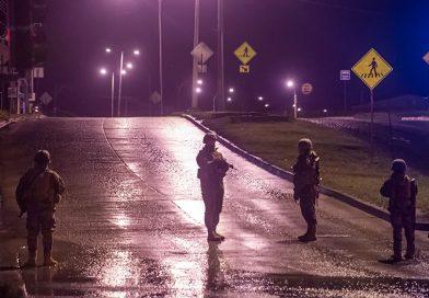 30 personas fueron sorprendidas incumpliendo el toque de queda en Punta Arenas