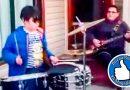 Familia de músicos puntarenenses comparte su arte con sus vecinos durante cuarentena