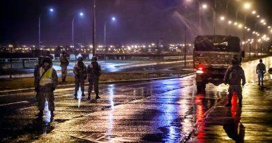 Envían a prisión preventiva a sujeto que incumplió por cuarta vez la cuarentena en Punta Arenas