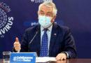 Ministro Paris recomendó no viajar al sur de Chile