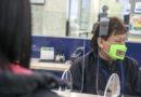 ChileAtiende recibió mascarillas diseñadas para atención de personas sordas