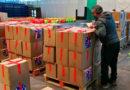 Anuncian la entrega de 2.000 canastas de ayuda social en Última Esperanza